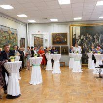 Благотворительный вечер в честь 20-летия Ринвестбанка