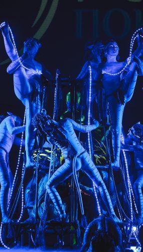 «Поколение DANCE» отчётный концерт в честь десятилетия студии эстрадного танца Евгения Осотина