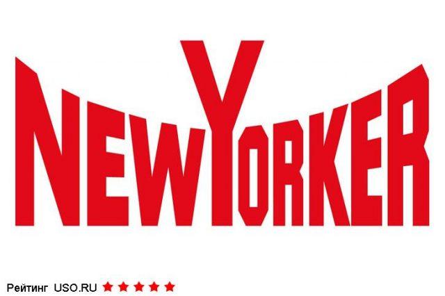 """New Yorker"""