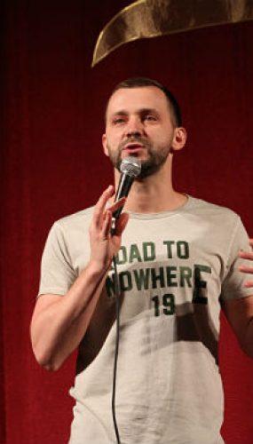 Руслан Белый – резидент Comedy Club