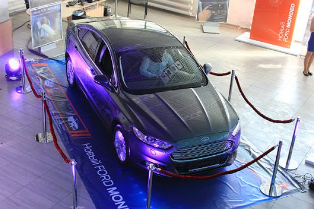 Ford Mondeo – презентация