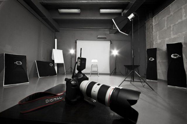 Фотостудия в М5 Молл