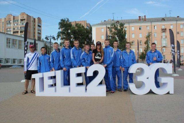 Презентация 3G интернета от Tele 2