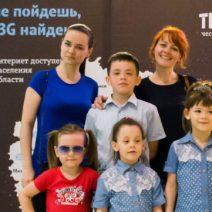 """Теле2 – промоакция в ТРЦ """"Премьер"""""""