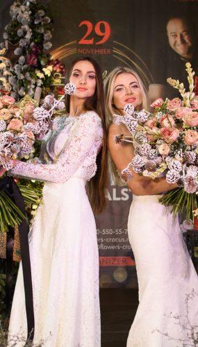 Цветочное шоу Араика Галстяна