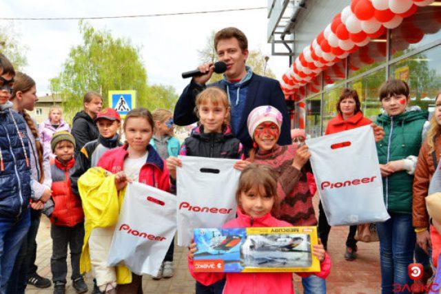 Элекс — открытие магазина в РП Шилово
