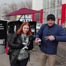 Tele2 открытие салона связи в ТЦ Квартал на ул. Станкозаводской
