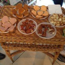 Русский хлеб – Дегустация в гипермаркете Европа.