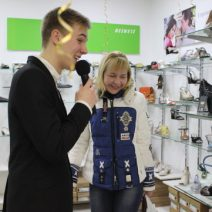 Открытие магазина – BELWEST на ул. Циолковского