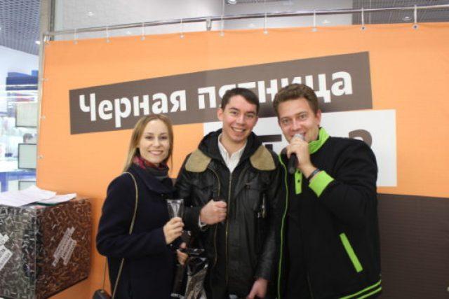 """Tele2 – """"Черная пятница"""" в ТРЦ """"Премьер"""""""