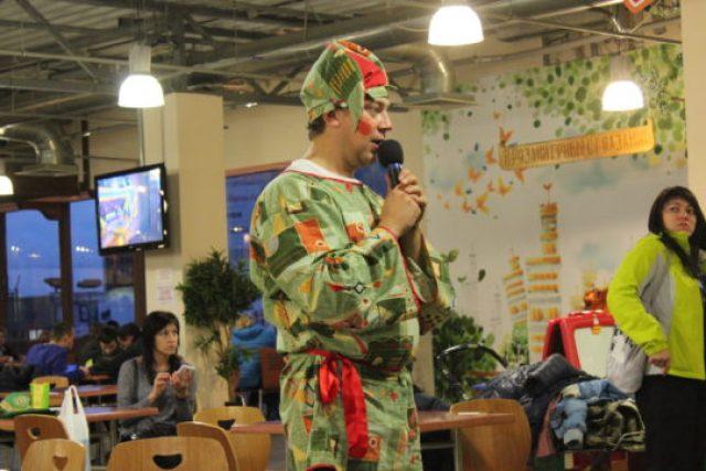 """ТД """"Барс на Московском"""" – Детский Мастер-класс"""