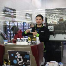 Tele2 — «Бодрый интернет по низкой цене» в ТРЦ Премьер