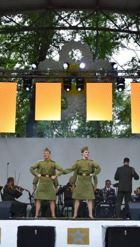 Всероссийский фестиваль народного творчества, посвящённый композитору А.П. Аверкину