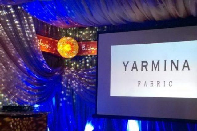 YARMINA – корпоративное событие