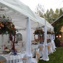Декор шатров