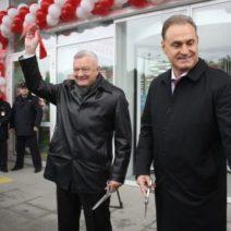 Гипермаркет Европа — открытие нового гипермаркета на ул. Новоселов