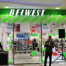 Belwest ТРЦ «Виктория Плаза» открытие магазина