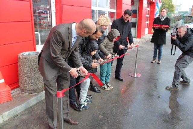 РосМойка — открытие нового детейлинг центра