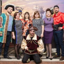 Поздравление сотрудниц с 8 марта филиала ОАО «МРСК Центра и Приволжья» — «Рязаньэнерго»