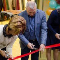 ГК «Русская кожа» официальное открытие магазина в ТД «Барс»